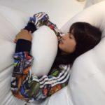 【画像】土屋太鳳ちゃんの寝顔が可愛すぎるんやがwwwwwwwwwwww↓