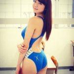【速報】グラビアアイドルの中村静香(30)さん、スク水姿をインスタにアップしてしまう (※画像あり)