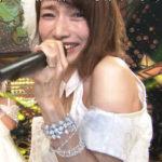 後藤真希(32)の音楽番組での最新キャプがエロいww【エロ画像↓】