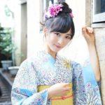 AKB48小栗有以(16)の浴衣グラビアが可愛くてぐうシコww【エロ画像】