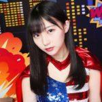 HKT48田中美久(17)のスーパーマンコスの着衣おっぱいにミニスカがエロいww【↓画像】