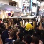 【悲報】渋谷ハロウィンの路上乱闘がヤバすぎる…画像↓