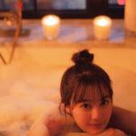 生田絵梨花(21)の全裸入浴シーンの写真集オフショットww【エロ画像↓】