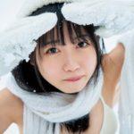 【JK】「現役最高制服美少女」来栖りん(18)、真っ白な雪原で水着姿披露wwww※画像あり