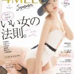 小嶋陽菜(31)の自身が手がける水着姿の胸チラおっぱいがエロいww【エロ画像】