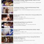 【動画】エロマッサージAV、youtubeに拡散され大人気。日本式マッサージとして認知されてしまうw