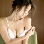 加治ひとみ 美人モデルのセミヌード画像