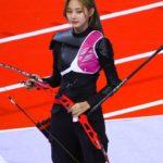 韓国の女子アーチェリー選手がめちゃくちゃ美人な件