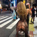 【速報】渋谷に一発3000円の即ハボ女さん、現れるwwwwwww
